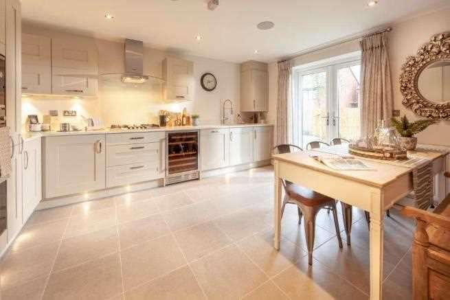 4 Bedrooms Detached House for sale in The Richmond B, Shawbrook Manor, Leyland Lane, Leyland