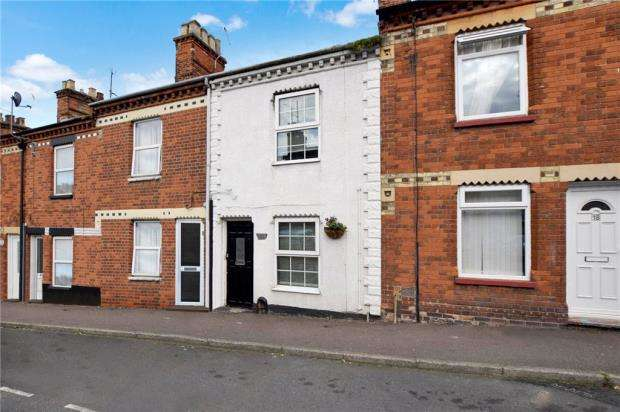 2 Bedrooms Terraced House for sale in Duddery Road, Haverhill, Suffolk