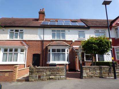 7 Bedrooms Terraced House for sale in Phipson Road, Sparkhill, Birmingham, West Midlands