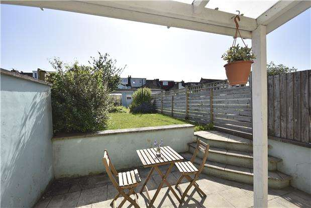 2 Bedrooms Terraced House for sale in The Nursery, Bedminster, Bristol, BS3 3EB