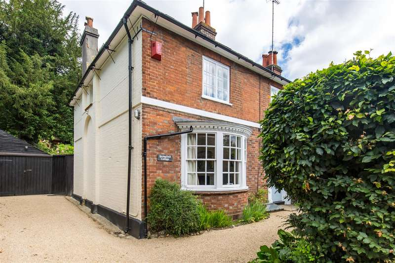 3 Bedrooms Semi Detached House for sale in High Street, Westerham