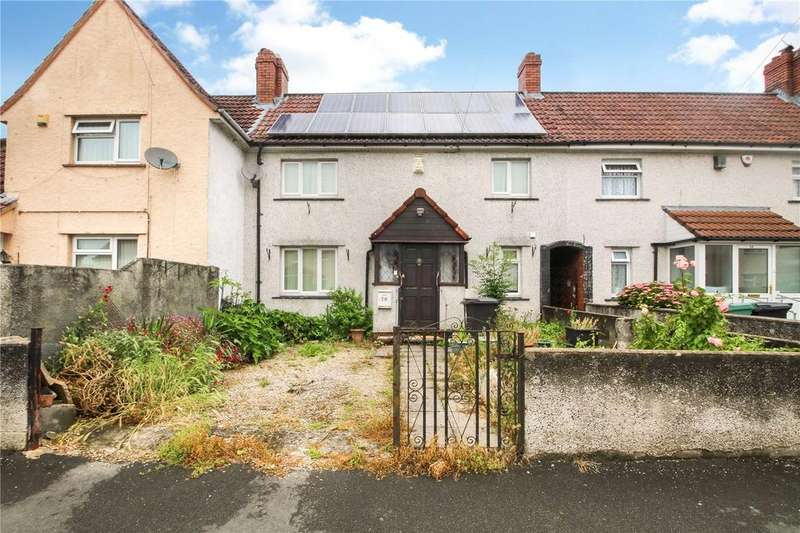 3 Bedrooms Terraced House for sale in Sidmouth Road, Bedminster, BRISTOL, BS3