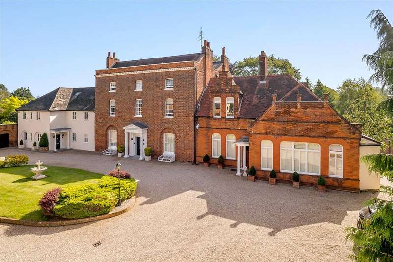 2 Bedrooms House for sale in Baddow House, Galleywood Road, Great Baddow, Chelmsford