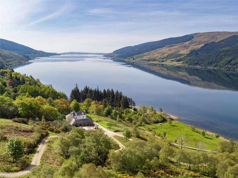 4 Bedrooms House for sale in Toward, Dunoon, Argyll