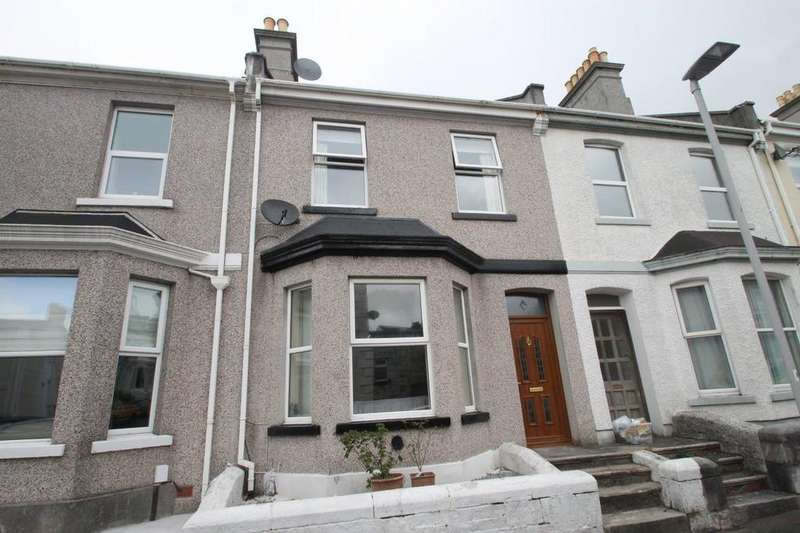 4 Bedrooms Terraced House for sale in Dundonald Street, Plymouth