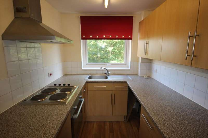 2 Bedrooms Flat for rent in Shirebrook Vale, Sheffield