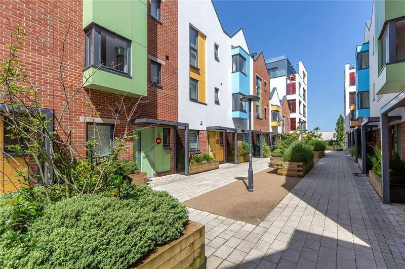 2 Bedrooms Apartment Flat for sale in Paintworks, Arnos Vale, Bristol, BS4