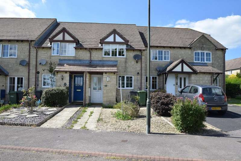 2 Bedrooms Terraced House for sale in Alder Way, Chalford, STROUD, GL6