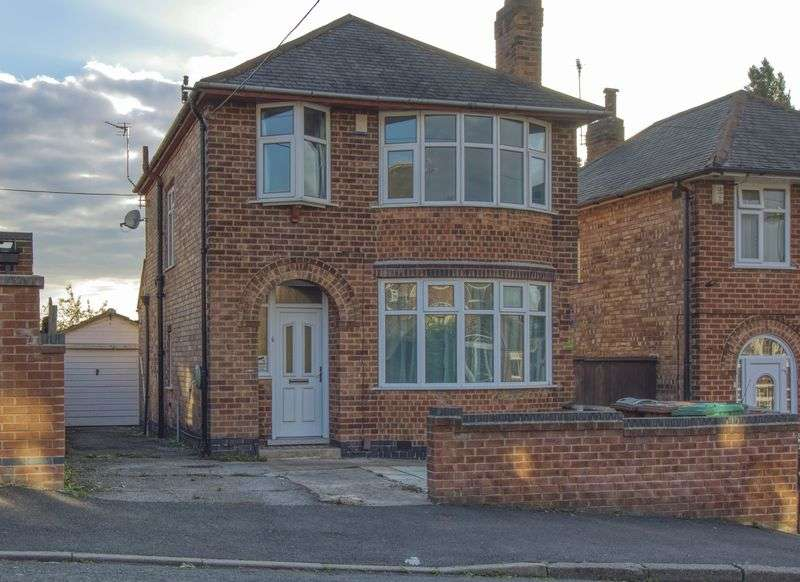3 Bedrooms Property for sale in Hollydale Road, Nottingham