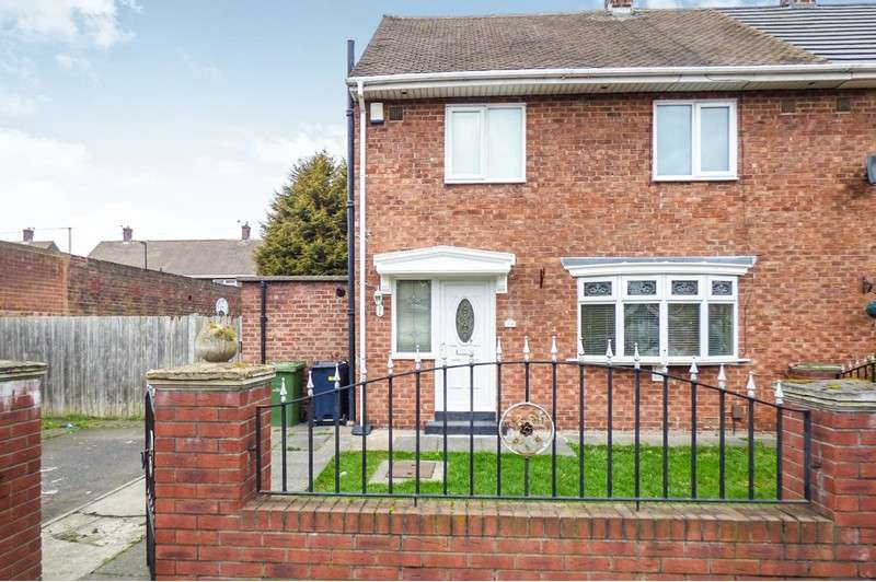 3 Bedrooms Property for sale in Sunningdale Road, Springwell, Sunderland, Tyne and Wear, SR3 4HE