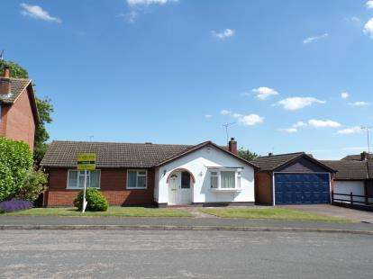 3 Bedrooms Bungalow for sale in Bilsdale Road, Wigston, Leicester, Leicestershire