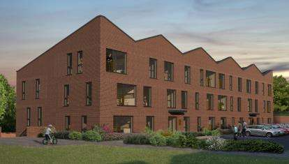 2 Bedrooms Flat for sale in Weavers Court, Vernon Street, Ashton-Under-Lyne, Greater Manchester