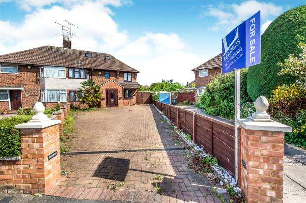 5 Bedrooms Semi Detached House for sale in Fallowfield, Luton, Bedfordshire