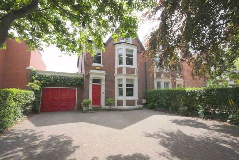 5 Bedrooms Semi Detached House for sale in Marine Avenue, Whitley Bay, Tyne And Wear, NE26