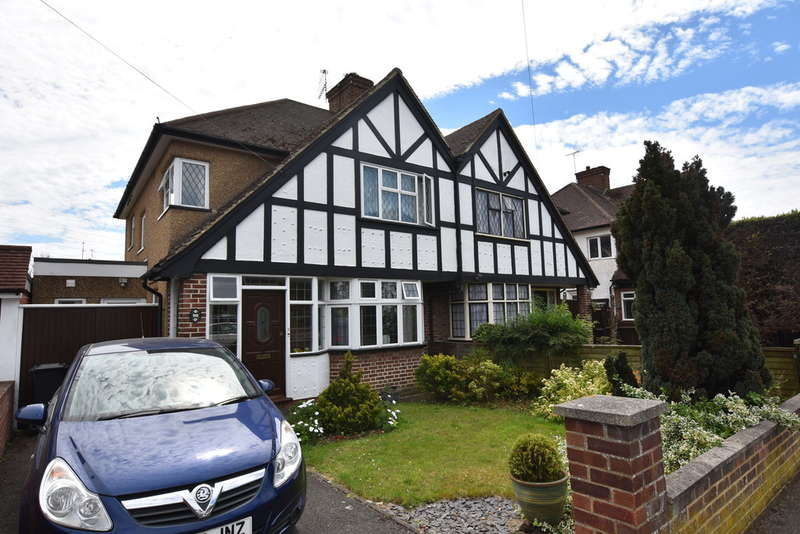 3 Bedrooms Semi Detached House for sale in Tudor Avenue, Watford