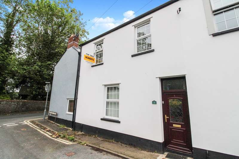 3 Bedrooms Cottage House for sale in Norman Street, Caerleon, Newport, NP18