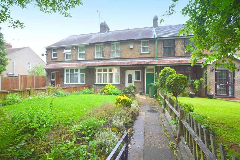 3 Bedrooms Terraced House for sale in High Street, Leagrave, Luton, Bedfordshire, LU4 9LQ