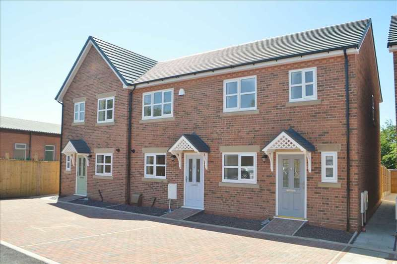 3 Bedrooms Semi Detached House for sale in Russell Court, Chorley