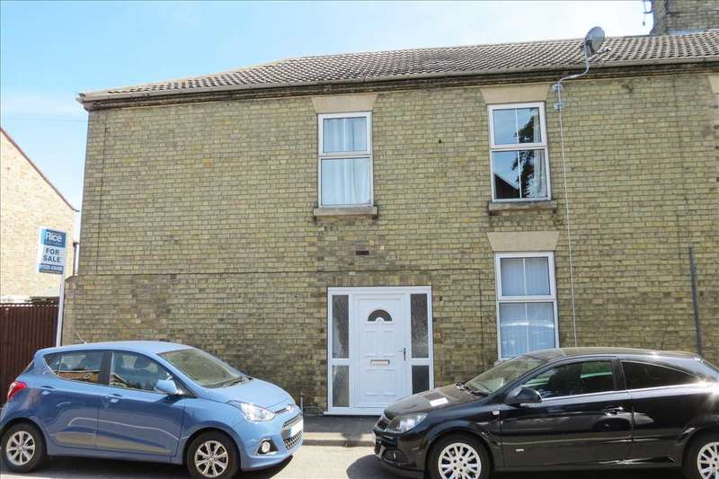 3 Bedrooms End Of Terrace House for sale in Boston Road, Sleaford