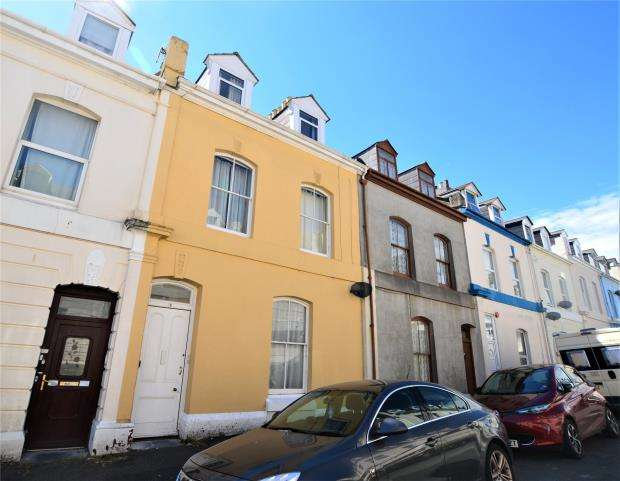 5 Bedrooms Terraced House for sale in Benbow Street, Plymouth, Devon