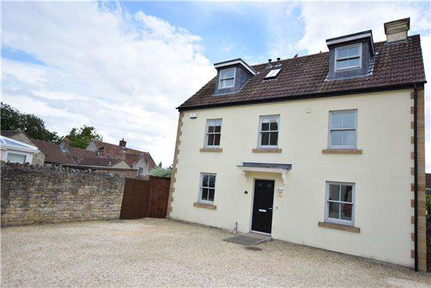 5 Bedrooms Detached House for sale in Harriets Yard, Albert Road, Keynsham, Bristol, BS31 1BJ
