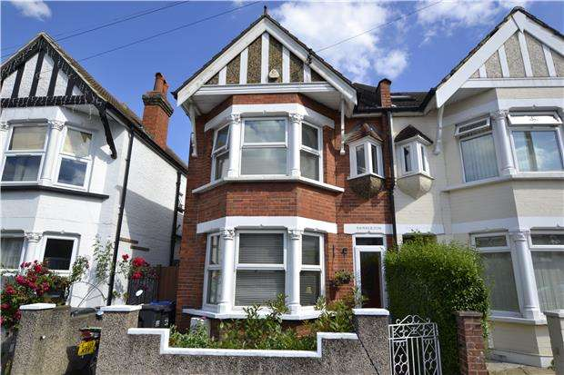 3 Bedrooms Semi Detached House for sale in Waddon Park Avenue, CROYDON, CR0 4LW