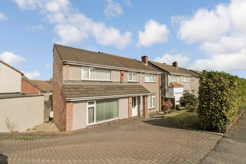 4 Bedrooms Detached House for sale in Alanbrooke Avenue, Newport, NP20