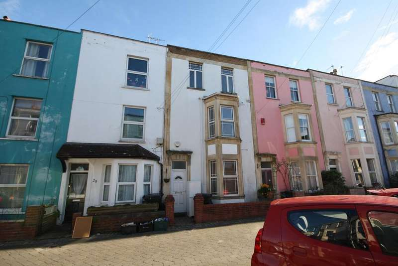 4 Bedrooms Terraced House for sale in Milford Street, Southville, Bristol, BS3 1EE