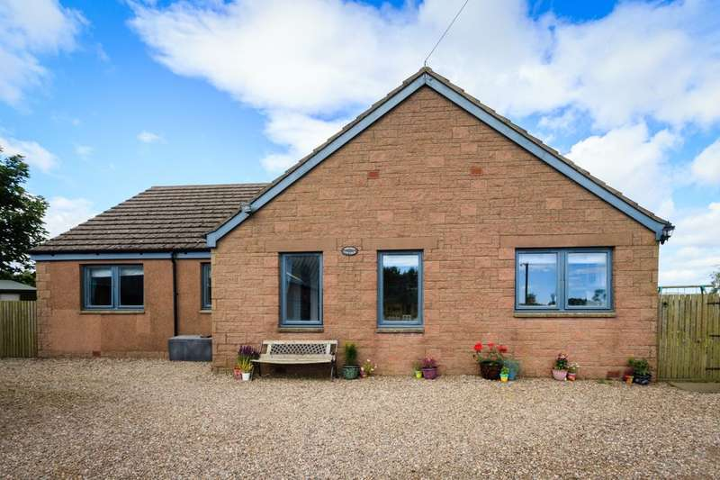 3 Bedrooms Detached Bungalow for sale in Arbroath, DD11