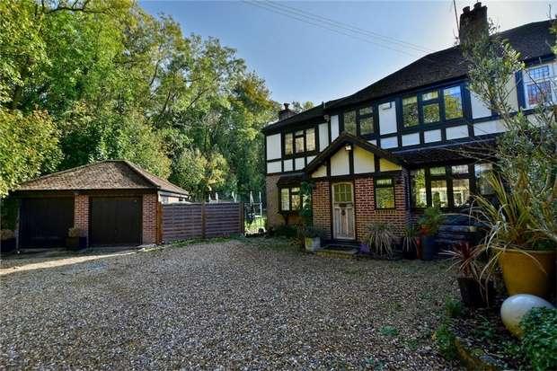 3 Bedrooms Semi Detached House for sale in Model Cottage, Gorelands Lane, Chalfont St Giles, Buckinghamshire