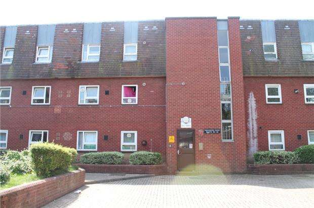1 Bedroom Apartment Flat for sale in Haslegrave House, Nessus Street, Portsmouth