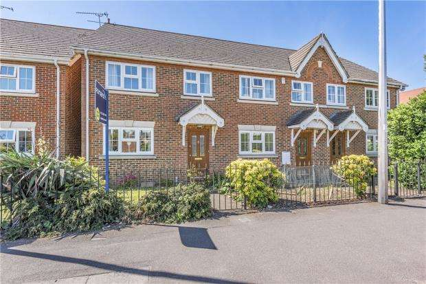 3 Bedrooms End Of Terrace House for sale in Dedworth Road, Windsor, Berkshire