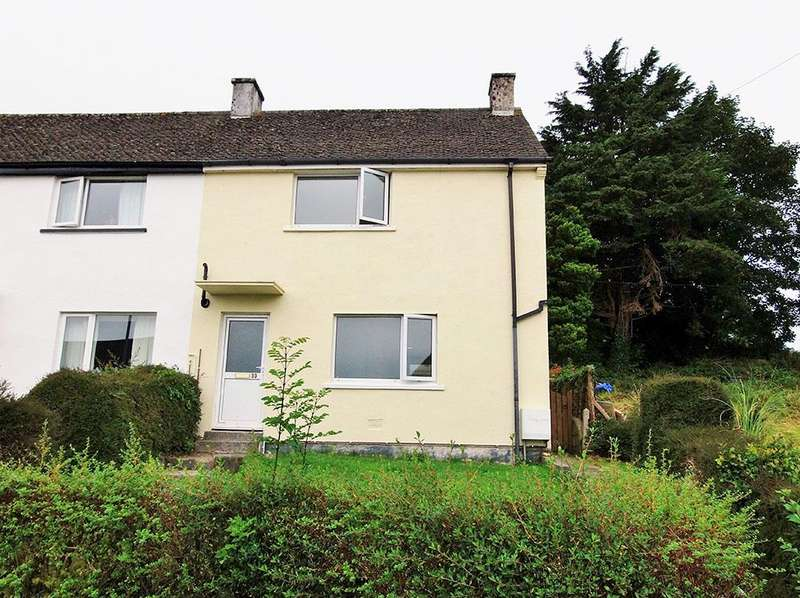3 Bedrooms End Of Terrace House for rent in Trecarrell, Launceston PL15