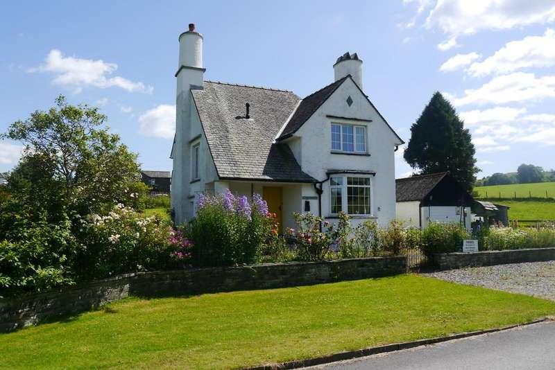 3 Bedrooms Detached House for sale in Keen Ground Lodge, Hawkshead LA22 0NW