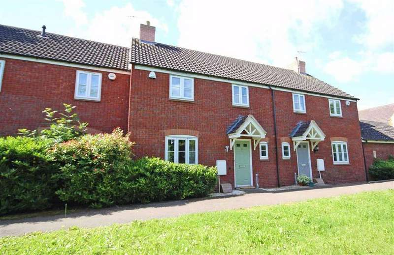 3 Bedrooms End Of Terrace House for sale in Falcon Walk, Walton Cardiff, Tewkesbury, Gloucestershire