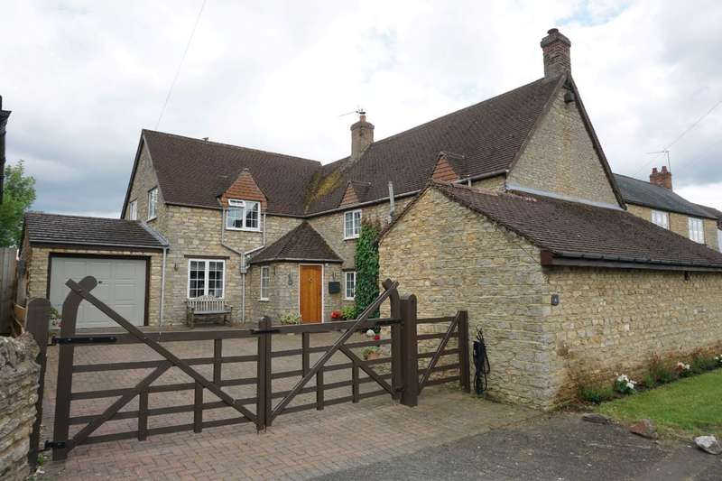 4 Bedrooms Detached House for sale in HARROLD ROAD, LAVENDON