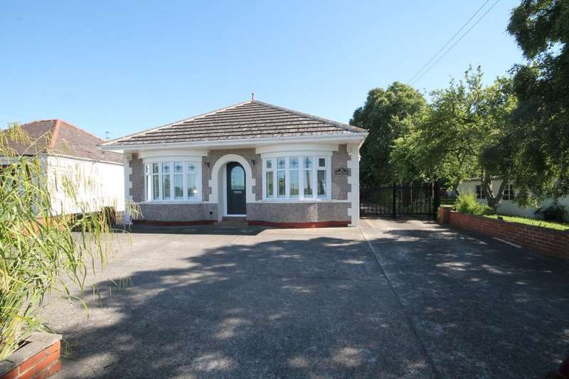 4 Bedrooms Detached Bungalow for sale in Letch Lane, STOCKTON-ON-TEES, TS21