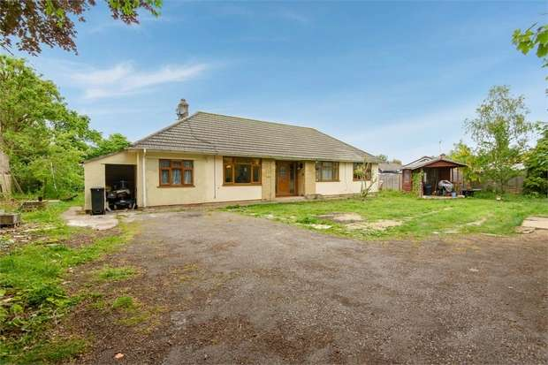 4 Bedrooms Detached Bungalow for sale in Charlton Lane, Bristol
