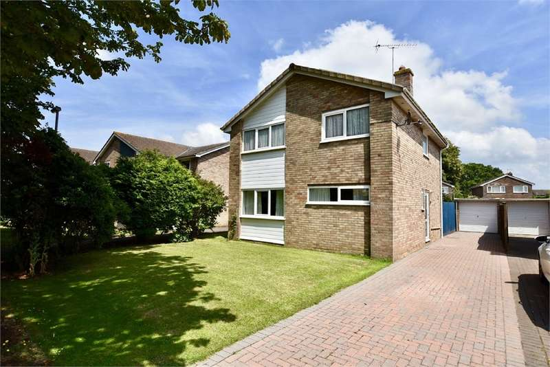 4 Bedrooms Detached House for sale in Blakeney Grove, Nailsea, Bristol, North Somerset