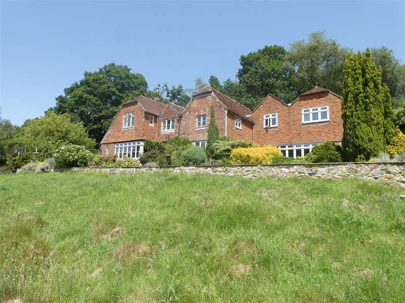 5 Bedrooms Detached House for sale in Beggars Well, Bakers Lane, Nr Heathfield