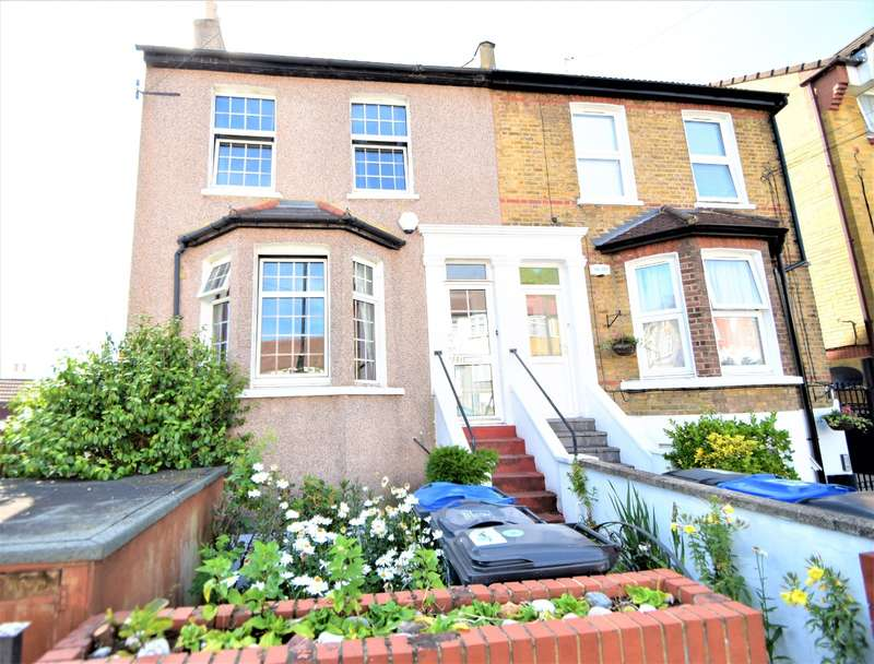 4 Bedrooms Semi Detached House for sale in Livingstone Road, Thornton Heath