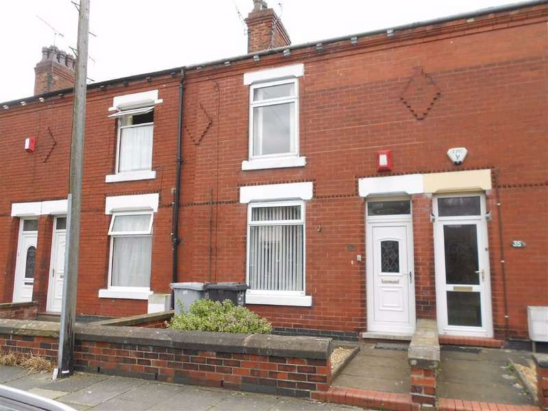 3 Bedrooms Terraced House for sale in Spring Gardens, Crewe