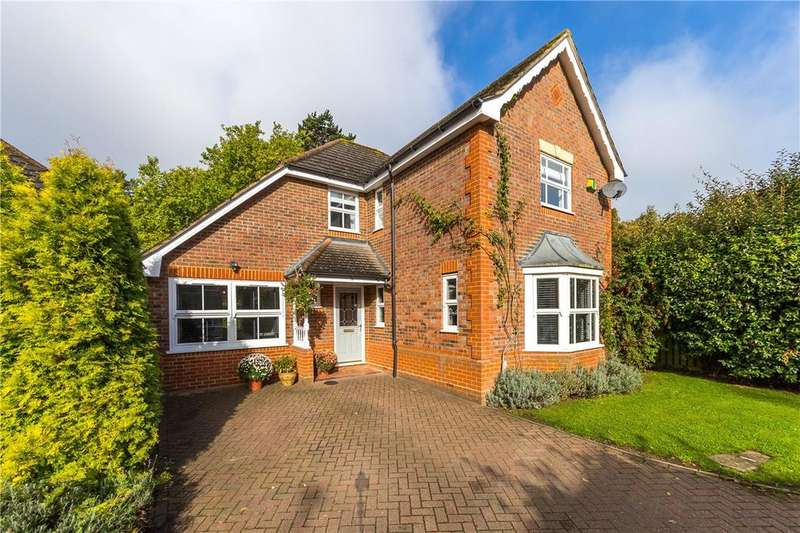 4 Bedrooms Detached House for sale in Edison Close, St. Albans, Hertfordshire