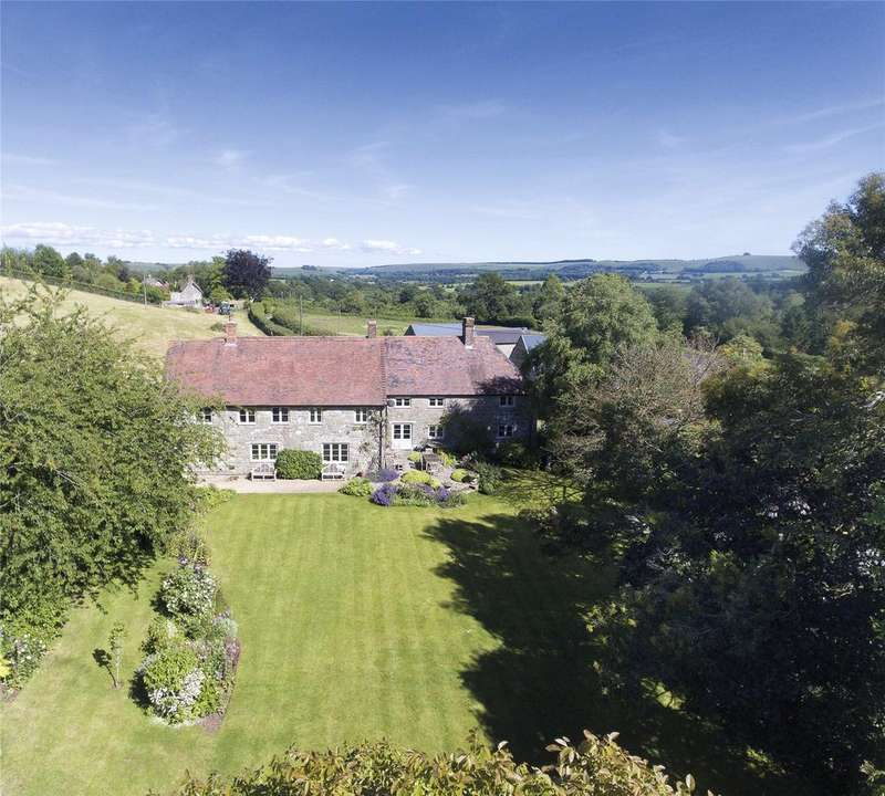 6 Bedrooms Detached House for sale in Lower Wincombe Lane, Donhead St. Mary, Shaftesbury, Dorset, SP7