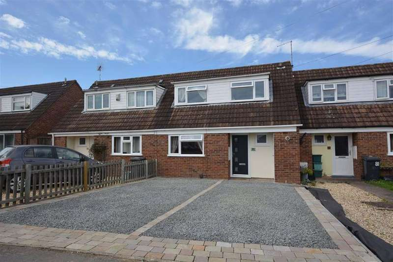3 Bedrooms Terraced House for sale in Fieldcourt Gardens, Quedgeley