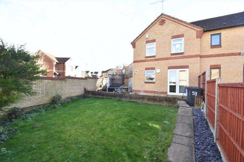 3 Bedrooms End Of Terrace House for sale in Lorimer Close, Luton