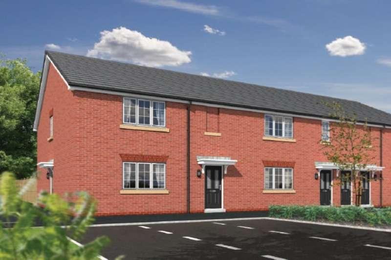 2 Bedrooms Apartment Flat for sale in St John's Walk, Moorland Road, Poulton-Le-Fylde, Lancashire, FY6