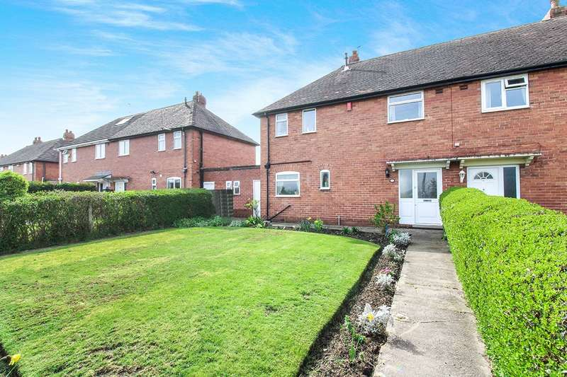 3 Bedrooms Semi Detached House for sale in Lowe Avenue, Congleton, Cheshire, CW12