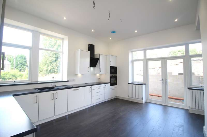 4 Bedrooms House for sale in Beckside Mews, Military Row, Crook, County Durham, DL15