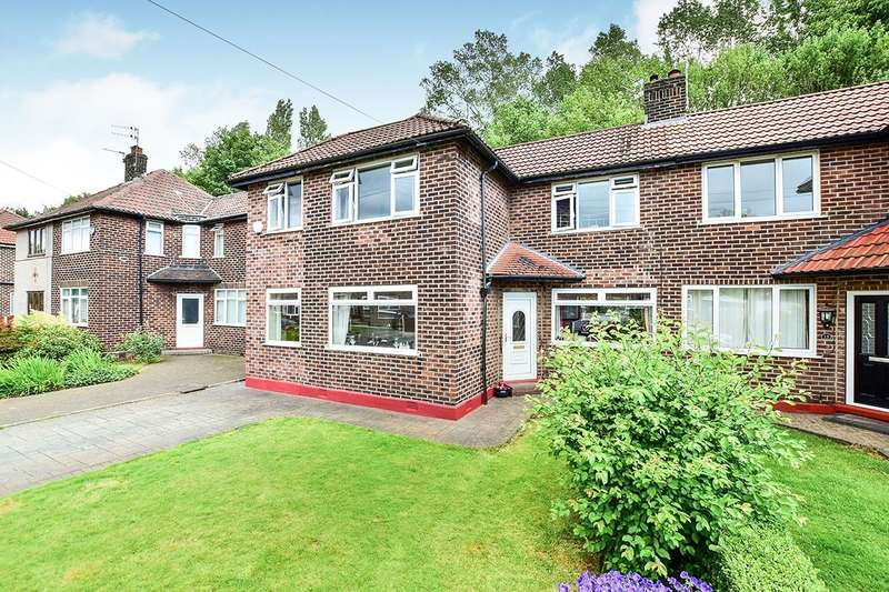 3 Bedrooms Semi Detached House for sale in Banstead Avenue, Northenden, Manchester, M22